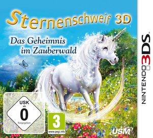 Sternenschweif 3D - Das Abenteuer im Zauberwald. Nintendo DS