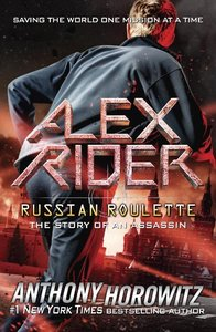 Alex Rider - Russian Roulette, English edition
