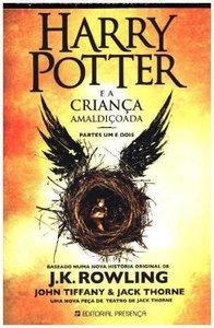 Harry Potter e a criança amaldiçoada. Pt.1 e 2