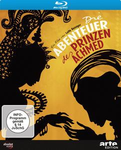 Abenteuer des Prinzen Achmed, Die (Blu-ray), 1 Blu Ray Disc