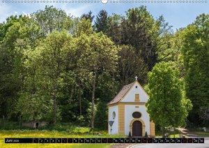 Im Naturpark Steigerwald (Wandkalender 2020 DIN A2 quer)