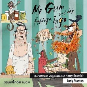 Mr Gum und der fettige Ingo, 1 Audio-CD