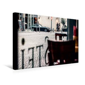 Premium Textil-Leinwand 45 cm x 30 cm quer Petra Sagnak