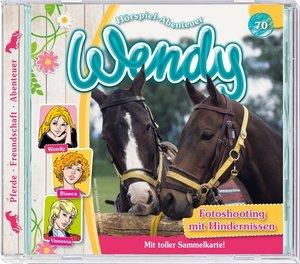 Wendy 70. Fotoshooting mit Hindernissen
