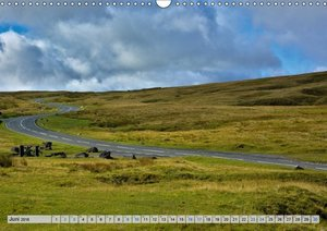 Brecon Beacons - Magisches Südwales (Wandkalender 2018 DIN A3 qu