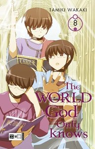 The World God Only Knows 08