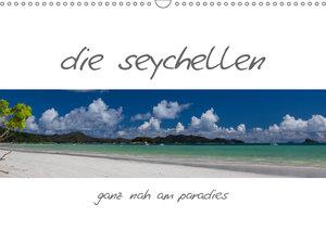 die seychellen - ganz nah am paradies (Wandkalender 2019 DIN A3