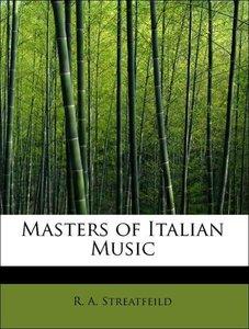 Masters of Italian Music