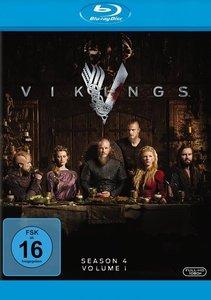Vikings - Season 4 - Part 1, Blu-ray