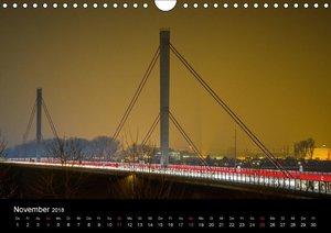 Leverkusen - Stadt und Natur (Wandkalender 2018 DIN A4 quer)