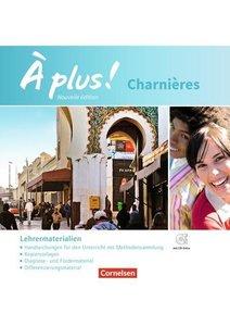 À plus! Charnières - Lehrermaterialien mit CD-Extra im Ordner