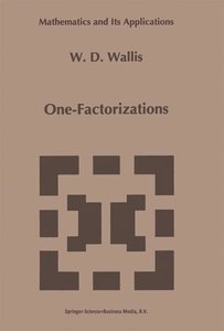One-Factorizations