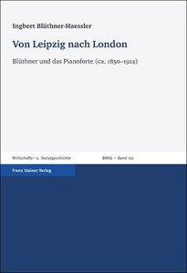 Von Leipzig nach London
