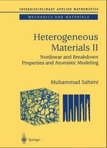Heterogeneous Materials II