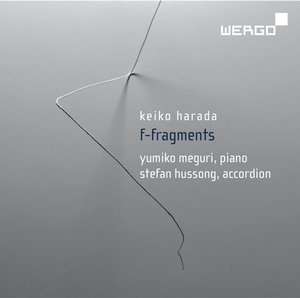 F-fragments-Works for Accordion and Piano