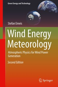 Wind Energy Meteorology