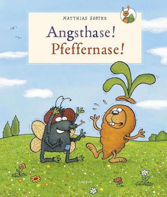 Nulli und Priesemut: Angsthase! Pfeffernase! - zum Schließen ins Bild klicken