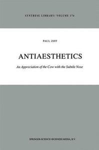 Antiaesthetics