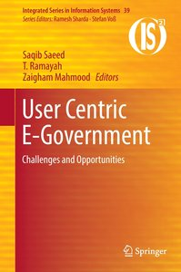 User Centric E-Government