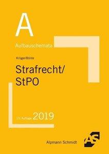 Aufbauschemata Strafrecht / StPO