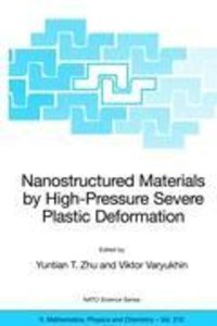 Nanostructured Materials by High-Pressure Severe Plastic Deforma