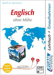 Assimil. Englisch ohne Mühe. Multimedia-PLUS. Lehrbuch und 4 Aud