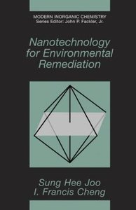 Nanotechnology for Environmental Remediation