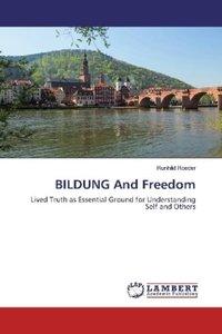 BILDUNG And Freedom