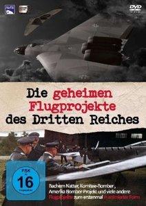 Die geheimen Flugprojekte des Dritten Reiches, 1 DVD