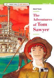 The Adventures of Tom Sawyer. Buch + Audio CD