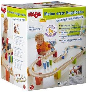 Haba 7042 - Meine erste Kugelbahn, große Grundpackung