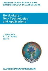 Horticulture - New Technologies and Applications