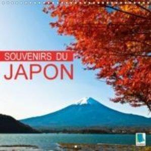 Souvenirs du Japon (Calendrier mural 2015 300 × 300 mm Square)