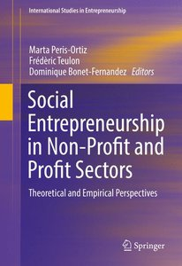 Social Entrepreneurship in Non-Profit and Profit Sectors