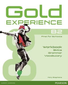 Gold Experience Language and Skills Workbook B2