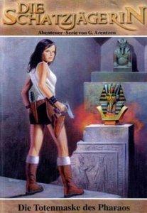 Die Totenmaske des Pharaos