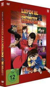Lupin the 3rd vs. Detektiv Conan: The Movie, 1 DVD (Limited Edit