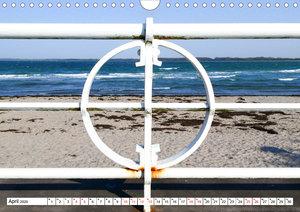 Travemünder Durchblicke (Wandkalender 2020 DIN A4 quer)