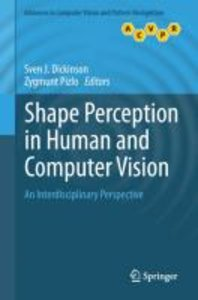 Shape Perception in Human and Computer Vision