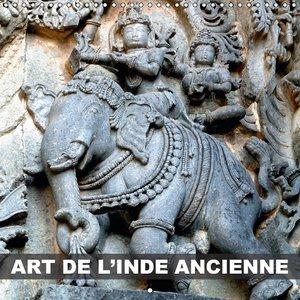 Art de l Inde ancienne (Calendrier mural 2015 300 × 300 mm Squar