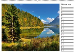 Mein Werdenfelser Land (Wandkalender 2019 DIN A2 quer)
