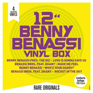 Benny Benassi Vinyl Box