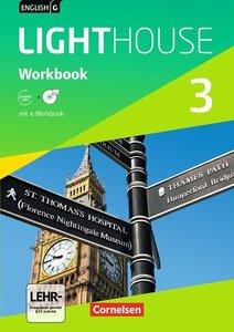 English G LIGHTHOUSE 03: 7. Schuljahr. Workbook mit CD-ROM (e-Wo