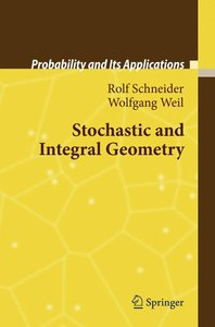 Stochastic and Integral Geometry