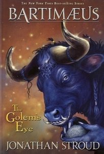 Bartimaeus - The Golem\'s Eye