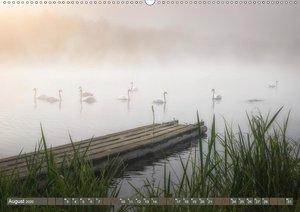 Morgenwanderung (Wandkalender 2020 DIN A2 quer)