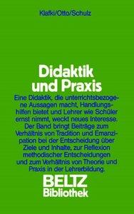 Didaktik und Praxis