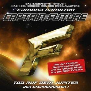 Captain Future - Der Sternenkaiser: Tod auf dem Jupiter, 1 Audio