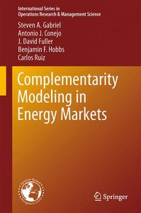 Complementarity Modeling in Energy Markets