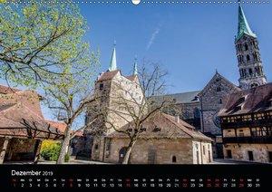 Malerisches Frankenland (Wandkalender 2019 DIN A2 quer)